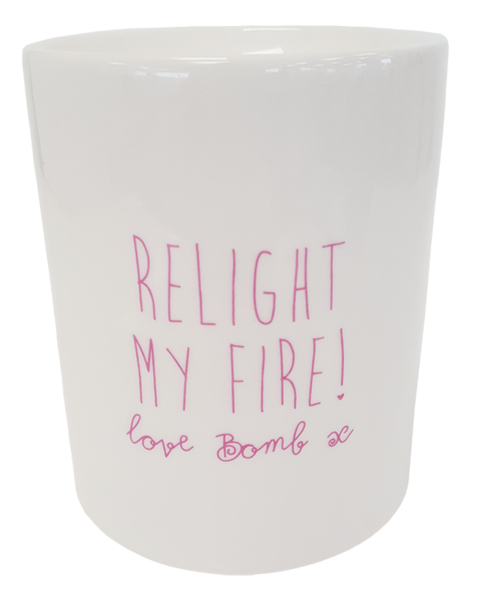 Aromalampa Relight My Fire Ceramic